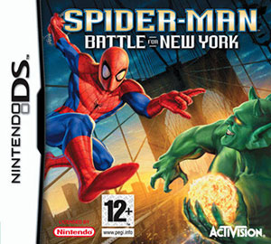 Carátula del juego Spider-Man Battle for New York (NDS)