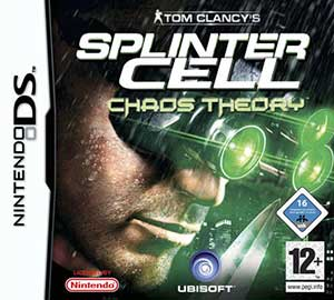 Juego online Tom Clancy's Splinter Cell: Chaos Theory (NDS)