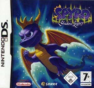 Juego online Spyro: Shadow Legacy (NDS)