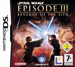 Juego online Star Wars Episode III: Revenge of the Sith (NDS)