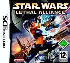 Juego online Star Wars: Lethal Alliance (NDS)