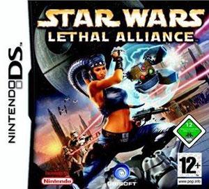 Portada de la descarga de Star Wars: Lethal Alliance