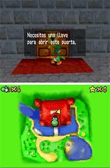Imagen de la descarga de Super Mario 64 DS