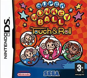 Juego online Super Monkey Ball: Touch & Roll (NDS)