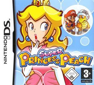 Juego online Super Princess Peach (NDS)