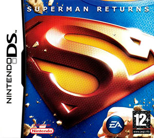 Carátula del juego Superman Returns The Video Game (NDS)