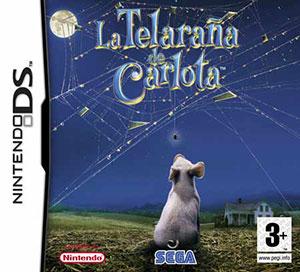 Juego online La Telaraña de Carlota (NDS)