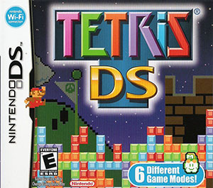 Juego online Tetris DS (NDS)