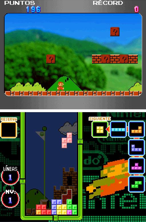 Descargar Tetris Ds Juego Portable Y Gratuito