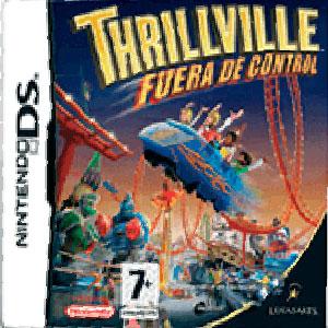 Portada de la descarga de Thrillville: Fuera de Control