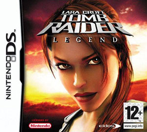 Juego online Lara Croft: Tomb Raider Legend (NDS)