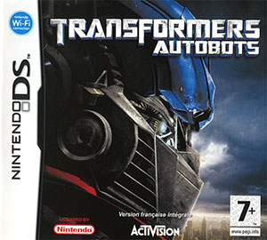 Juego online Transformers The Game : Autobots (NDS)