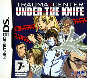 Juego online Trauma Center: Under the Knife (NDS)
