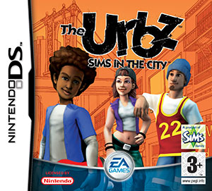 Juego online Urbz: The Sims in the City (NDS)