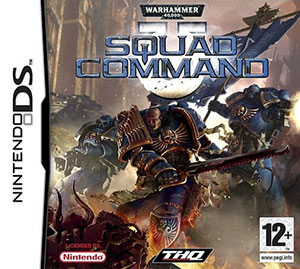 Juego online Warhammer 40.000: Squad Command (NDS)