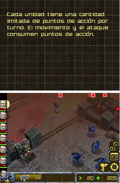 Imagen de la descarga de Warhammer 40.000: Squad Command