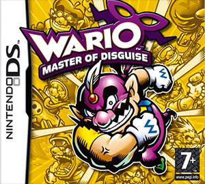 Juego online Wario: Master of Disguise (NDS)