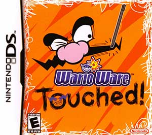 Portada de la descarga de WarioWare: Touched!