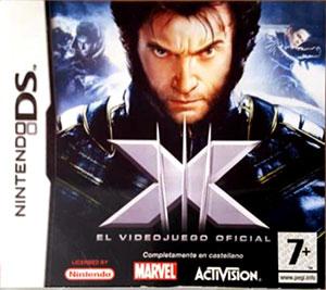 Juego online X-Men: El Videojuego Oficial (NDS)