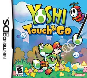 Juego online Yoshi's Touch & Go (NDS)