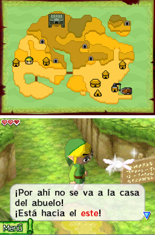 Descargar The Legend Of Zelda Phantom Hourglass Juego Portable Y