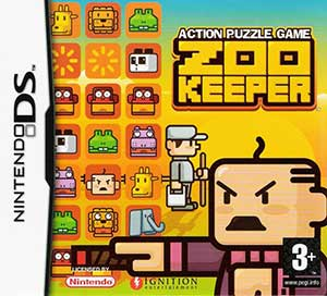 Juego online Zoo Keeper (NDS)