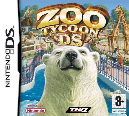 Juego online Zoo Tycoon DS (NDS)