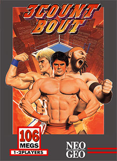 Juego online 3 Count Bout (NeoGeo)