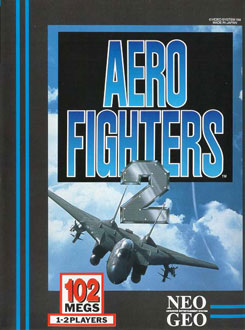 Portada de la descarga de Aero Fighters 2