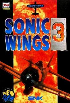 Portada de la descarga de Aero Fighters 3