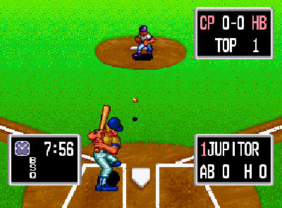 Imagen de la descarga de Baseball Stars Professional