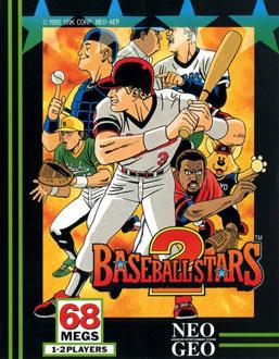 Portada de la descarga de Baseball Stars 2