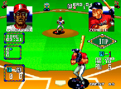 Imagen de la descarga de Baseball Stars 2