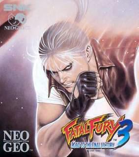Portada de la descarga de Fatal Fury 3: Road to the Final Victory