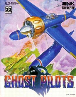Carátula del juego Ghost Pilots (NeoGeo)