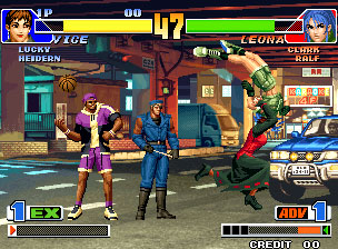 Imagen de la descarga de The King of Fighters '98: The Slugfest