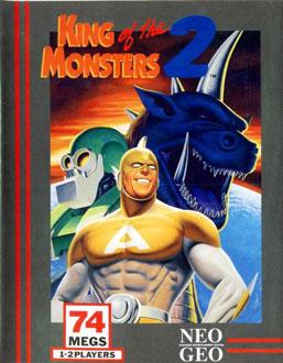 Portada de la descarga de King of the Monsters 2: The Next Thing