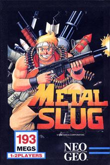 Portada de la descarga de Metal Slug