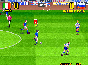 Pantallazo del juego online Neo-Geo Cup '98 The Road to the Victory (NeoGeo)