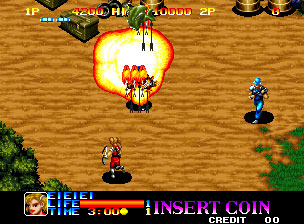 Imagen de la descarga de Ninja Commando