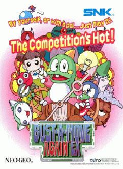 Carátula del juego Puzzle Bobble 2 (NeoGeo)