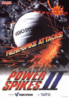 Portada de la descarga de Power Spikes II
