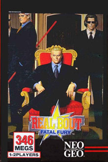 Portada de la descarga de Real Bout Fatal Fury