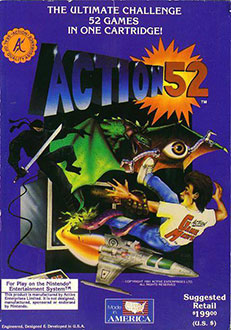 Juego online Action 52 (NES)