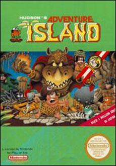 Juego online Adventure Island (NES)