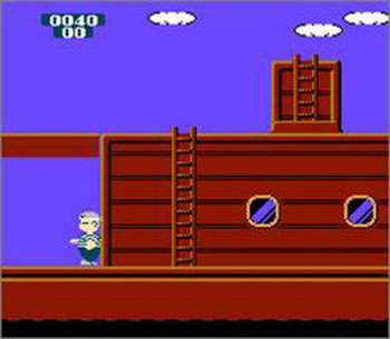Pantallazo del juego online Adventures of Tom Sawyer (NES)