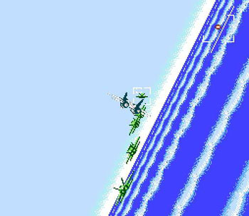 Imagen de la descarga de After Burner II