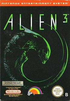 Juego online Alien 3 (NES)