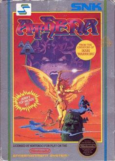 Portada de la descarga de Athena