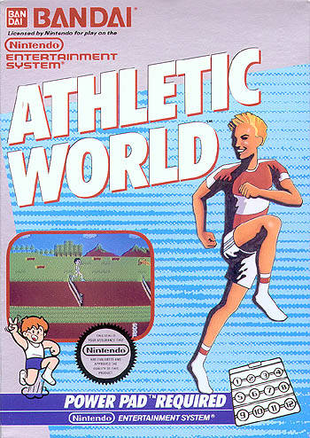 Juego online Athletic World (NES)